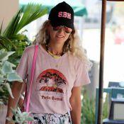 Laeticia Hallyday et ses filles : Week-end bonheur sous le soleil de Californie