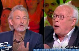 Gilles Verdez insulté par André Bercoff: