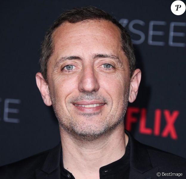 Gad Elmaleh à la soirée Netflix aux Raleigh Studios à Hollywood, le 6 mai 2018.