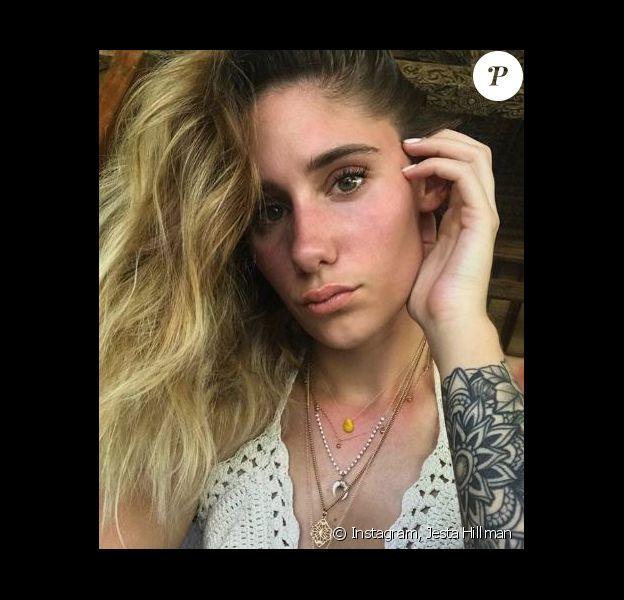 Jesta (Koh-Lanta) dévoile un selfie - Instagram, avril 2018