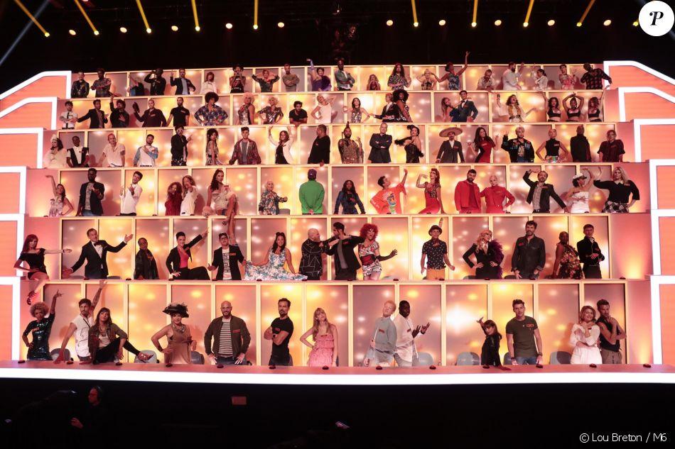 """Le mur des 100 dans """"Together - Tous avec moi"""", bientôt sur M6."""
