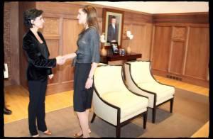Rachida Dati : elle a rencontré Rania de Jordanie mais.. elle est restée très inquiète !