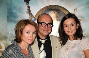Eva Darlan et Anaïs Tellenne, la fille de Karl Zéro, très déçues : peu avant la première de leur pièce, un comédien claque la porte !