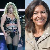 """Britney Spears : Son improbable """"dégage"""" à Anne Hidalgo qui fait réagir la maire"""