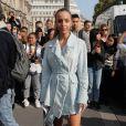 Carla Ginola- Défilé Balmain, collection printemps-été 2019 à l'Hôtel de Ville. Paris, le 28 septembre 2018. © CVS / Veeren / Bestimage
