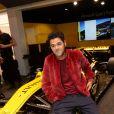 Exclusif - Jamel Debbouze - Soirée Renault à l'occasion de l'ouverture de la 120ème édition du Mondial de l'Automobile 2018 au Paris Expo Porte de Versailles à Paris le 2 octobre 2018. © Rachid Bellak/Bestimage