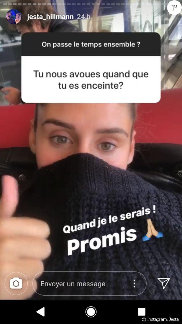 Jesta répond aux questions des internautes - 4 octobre 2018, Instagram