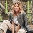 Couverture du magazine ELLE, en kiosques dès le 5 octobre 2018.