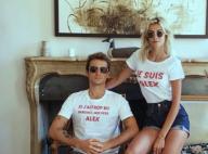 Alexandra Rosenfeld et Hugo Clément enlacés : Le duo complice sur Instagram