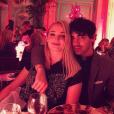 Joe Jonas et Sophie Turner. Paris, octobre 2018.
