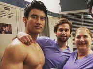 Grey's Anatomy : Le nouveau chirurgien gay s'affiche torse nu !