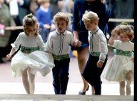 Mariage de la princesse Eugenie : Quand un garçon d'honneur s'envole !