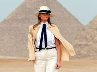 Melania Trump et sa veste polémique : Elle s'explique enfin !