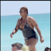 Queen Latifah à Miami : Euh... tu te laisses un peu aller côté look !