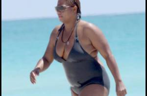 Queen Latifah à Miami : Euh... tu te laisses un peu aller côté look !