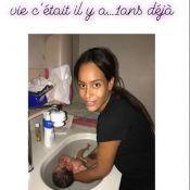 Amel Bent, maman de deux filles, dévoile des photos rares et touchantes