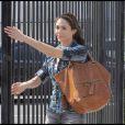 Emmy Rossum se rendant à un casting pour le film Remember Me avec Robert Pattinson, le 9 mai dernier à Los Angeles !