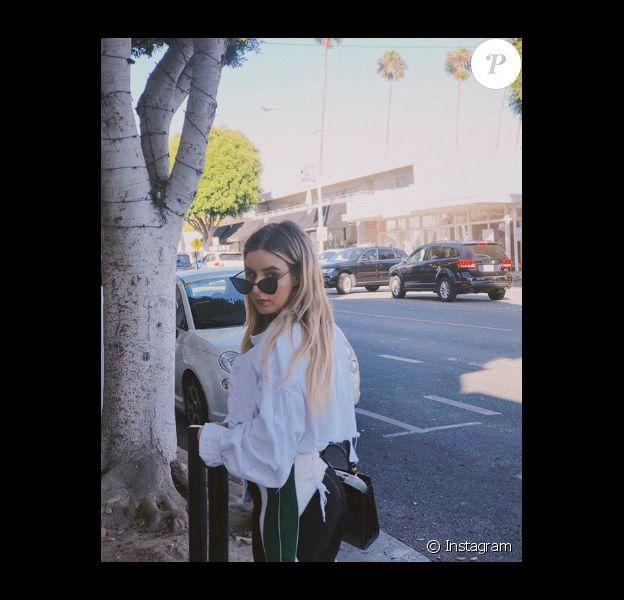Darina Scotti sur une photo publiée sur Instagram en octobre 2018.