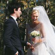 Karlie Kloss mariée : Angélique en robe Dior, elle épouse Joshua Kushner