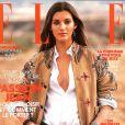 """Couverture du magazine """"ELLE"""" en kiosque le 29 octobre 2018"""