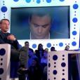 """Marc-Olivier Fogiel face à Charles Consigny sur le plateau d''On n'est pas couché"""" sur France 2 le 20 octobre 2018."""