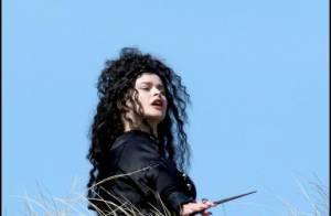 Helena Bonham Carter : une sorcière démoniaque qui peut voler la vedette à Harry Potter !