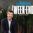"""Couverture du magazine """"Le Parisien Week-End"""" du 20 et 21 octobre 2018"""