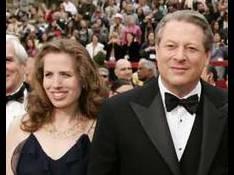 Al Gore :  un modèle pour ses enfants ?