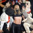 Britney Spears à New York. Décembre 2008.