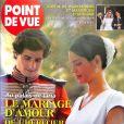 Le mariage royal de  Fernando Fitz-James Stuart, duc de Huéscar, et sa fiancée, Sofía Palazuelo, le 6 octobre 2018.