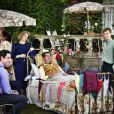 Andrew Garfield et Claire Foy dans le film Breathe, d'Andy Serkis.