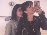 Alizée, sa fille Annily a bien grandi : L'adolescente est le sosie de sa maman !