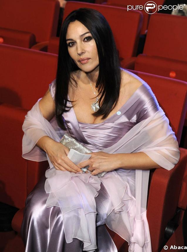 Monica Bellucci et Sophie Marceau ont posé nues ensemble...