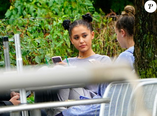 Ariana Grande à New York, le 18 septembre 2018.