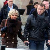 Brigitte et Emmanuel Macron : Week-end détente à Honfleur avec style