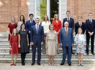 80 ans de Sofia d'Espagne : Ses enfants et tous ses petits-enfants réunis !