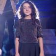 """Inès, Mathéo et Alexandra dans """"The Voice Kids 5"""" sur TF1, le 16 novembre 2018."""