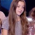 """Ilona, Lina et Irma dans """"The Voice Kids 5"""" sur TF1, le 16 novembre 2018."""