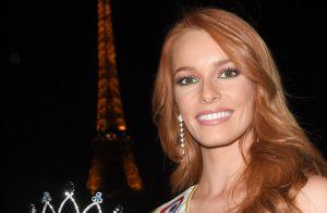 Maëva Coucke divine pour la révélation de la couronne de Miss France 2019 !