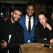 Brahim Zaïbat, Juliette Besson : Stars gourmandes pour inaugurer un restaurant