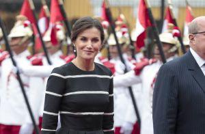 Letizia d'Espagne : Superbe avec Felipe pour un début de visite intense au Pérou