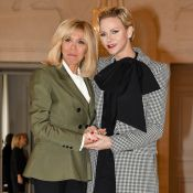 Charlene de Monaco : Brigitte Macron fait visiter aux jumeaux l'Elysée
