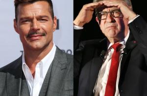 Jean-Luc Mélenchon : Son improbable soirée déguisée avec... Ricky Martin !