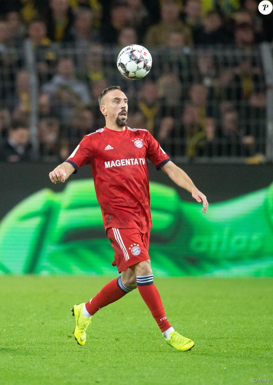 Ribery Dortmund