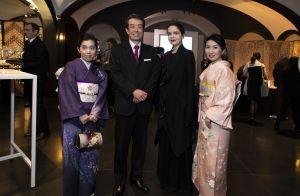 Isabelle Adjani, Alexandra et Audrey Lamy: Sous le charme du trésor Gajoen Tokyo