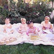 Kylie Jenner : Un cafard ruine l'anniversaire grandiose de sa nièce Dream
