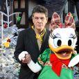 Exclusif - Marc Lavoine - Célébration des 90 ans de Mickey à Disneyand Paris le 17 novembre 2018. La nouvelle saison de Noël célèbrera 90 ans de magie avec Mickey du 10 novembre 2018 au 6 janvier 2019. © Veeren/Bestimage