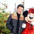 Exclusif - Frédéric Chau - Célébration des 90 ans de Mickey à Disneyand Paris le 17 novembre 2018. La nouvelle saison de Noël célèbrera 90 ans de magie avec Mickey du 10 novembre 2018 au 6 janvier 2019. © Veeren/Bestimage