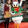 Exclusif - Kaya Scodelario - Célébration des 90 ans de Mickey à Disneyand Paris le 17 novembre 2018. La nouvelle saison de Noël célèbrera 90 ans de magie avec Mickey du 10 novembre 2018 au 6 janvier 2019. © Veeren/Bestimage