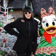 Exclusif - Chantal Thomass - Célébration des 90 ans de Mickey à Disneyand Paris le 17 novembre 2018. La nouvelle saison de Noël célèbrera 90 ans de magie avec Mickey du 10 novembre 2018 au 6 janvier 2019. © Veeren/Bestimage